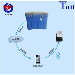 体外试剂冷链运输贮存温度记录仪保温箱