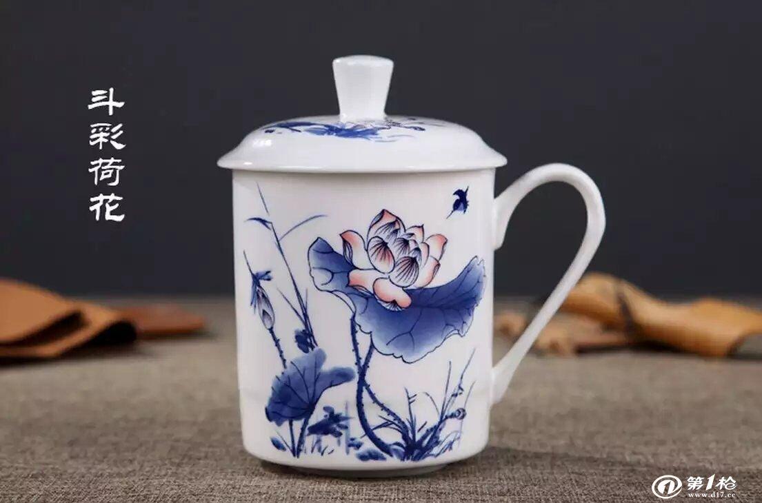 茶杯图画简笔画