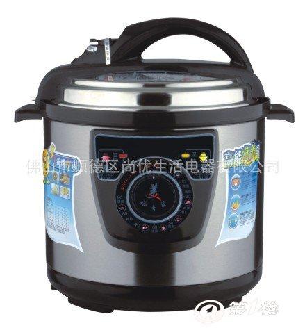 超压保护:当锅内压力超过正常工作压力(达到100kp)时,泄气阀会自动图片
