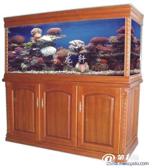欧式户外鱼缸图片