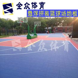全众体育直销PP环保材料悬浮拼装地板缩略图