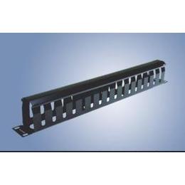 行坚HJL.JS.012金属理线架适用与19英寸机架,板厚102MM