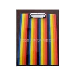 壓克力板夾 彩色板夾(圖)縮略圖