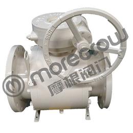 Q347H锻钢固定式球阀