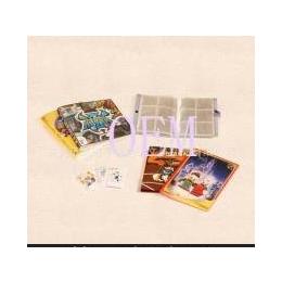 PP卡袋/透明PP袋/PP名片袋/名片簿/名星卡册/游戏卡袋/PP card