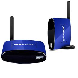 帕旗直销 Wireless IR无线影音数字机顶盒共享器