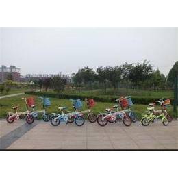 天鸽车业低价销售儿童折叠单车厂家