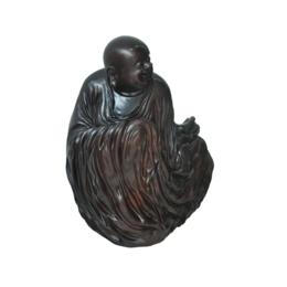 古沉木雕刻艺术JXLYQ00057 笑佛缩略图