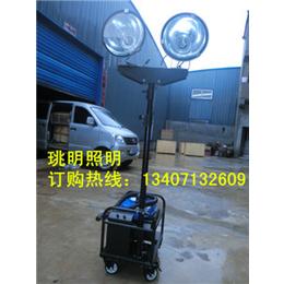 珧明照明M-SFW6120便携式升降移动照明车