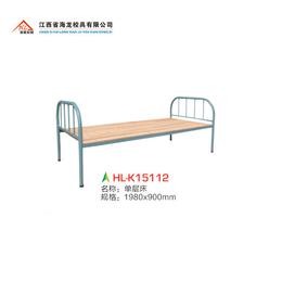 校具  单层床