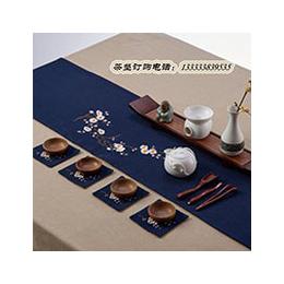 璞诚定制棉布茶垫-茶垫定制-茶垫厂家-样品免费