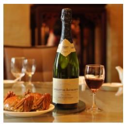 法国香槟勃艮第起泡酒