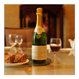 法国香槟克林伯瑞起泡酒
