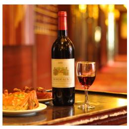 法国波尔多干红葡萄酒