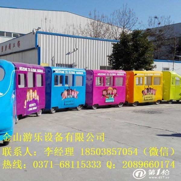 五节车厢小火车简笔画图片大全展示