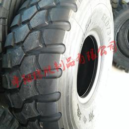 前进 15.5R20 钢丝工程机械轮胎