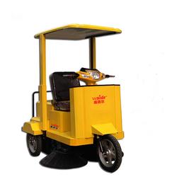 清扫地面树叶灰尘用的威德尔WX-600D驾驶式扫地机