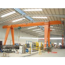 供应MH5吨10吨16吨单梁门式起重机 电动葫芦门吊起重机