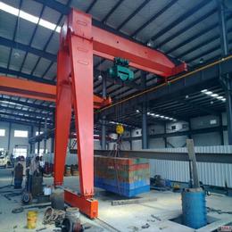 MHB型3吨5吨10吨半门式起重机电动葫芦龙门电动单梁起重机