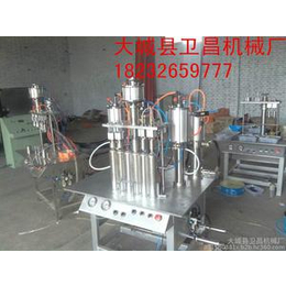 供应喷雾剂泡沫胶填缝剂灌装机易操作