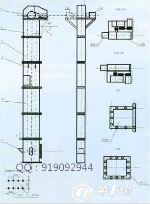粮食仓库设计图纸