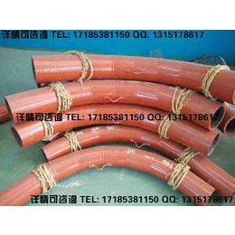耐酸碱介质颗粒刻划陶瓷复合管