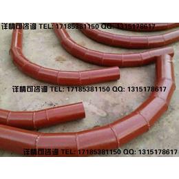 金属矿山泥浆输送用陶瓷复合管