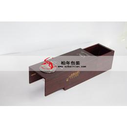 葡萄酒木盒包装生产定制