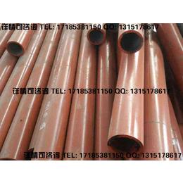 冶金行业磨蚀性浆体输送用陶瓷复合管