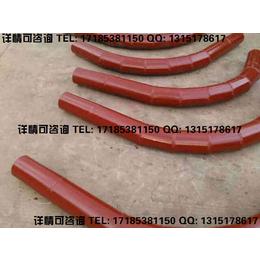 冶金行业矿石精选精选输送用陶瓷复合管