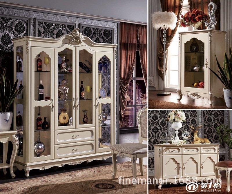 家居用品,母婴,玩具 家具 桌类 厂价供应大理石餐桌 实木雕花欧式美式