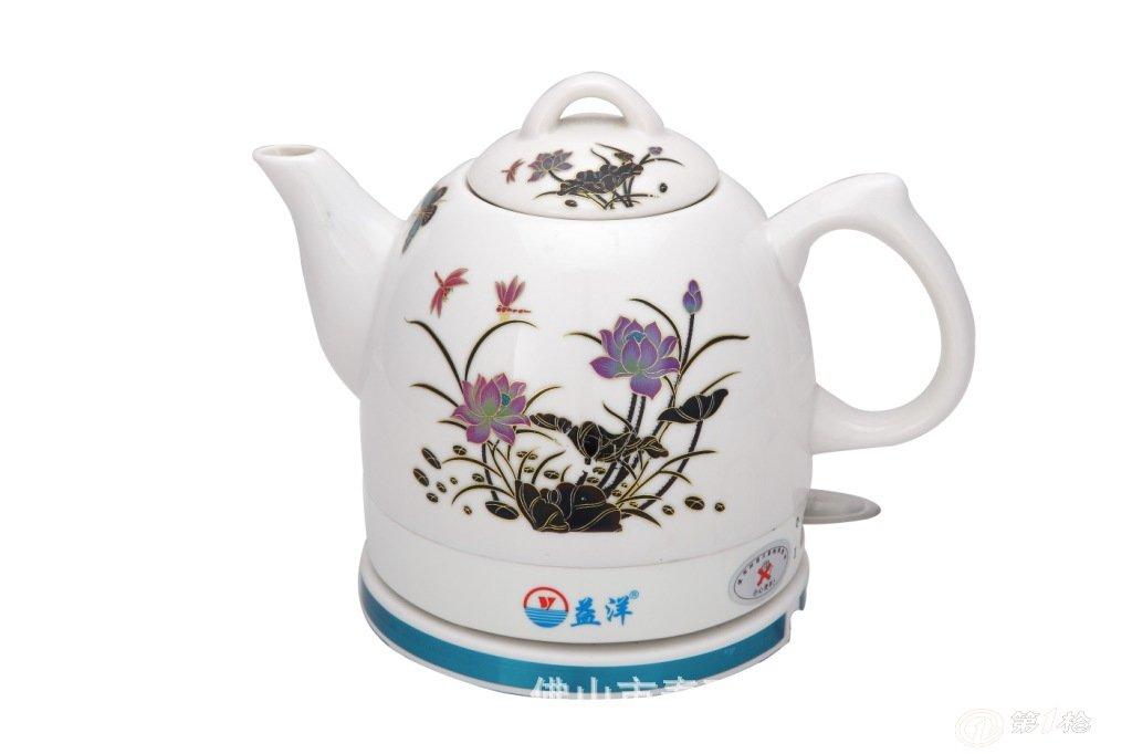 供应陶瓷电热水壶 礼品 养生壶