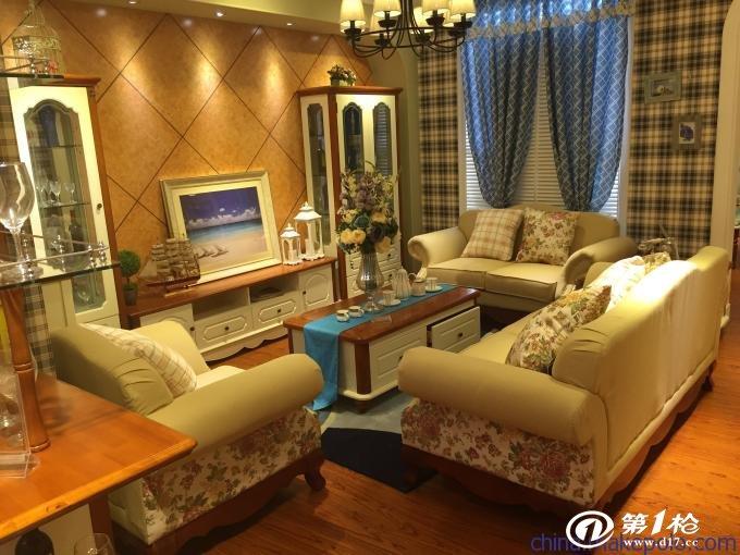 """佛山地中海品牌:""""圣卡琳""""家具"""