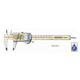 ASIMETO德国进口0-300mm  0.01mm数显卡尺