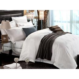 供应厂家直销60支纯棉贡缎提花酒店床上用品