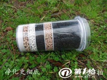 四季阳光饮水机专用净水桶/六层过滤/加厚/净化桶