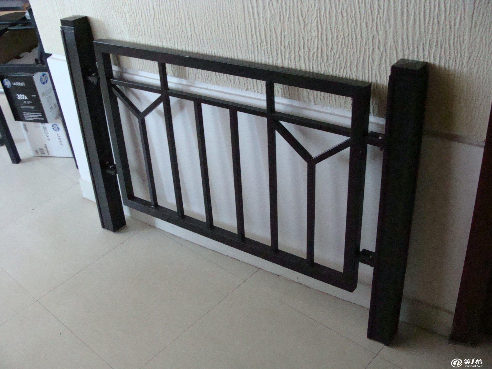 合金铝艺阳台护栏