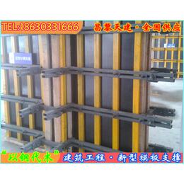 江苏_方钢建筑模板支撑加固系统结构稳固灌注墙体一次成型