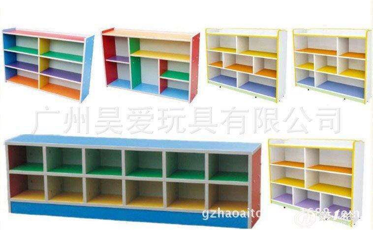 纸箱做儿童书架步骤图