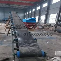 江西富鑫皮带输送机 矿山输送设备 煤炭传送设备 化工传送设备