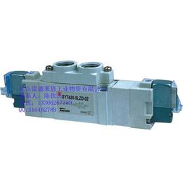 正品日本SMC先导式电磁阀SYJ312-4GD-M3