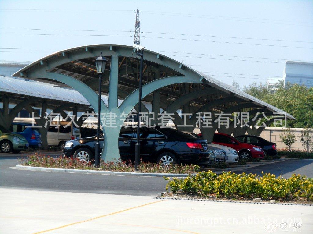 厂家供应钢结构门头雨棚,阳光房,停车雨棚