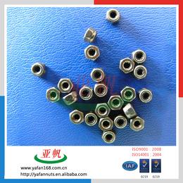 厂家直销不锈钢304DIN985尼帽M5 防松螺母 保质保量