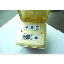 供应泰祥牌TXD地面插座,跳起式六位弱电插座