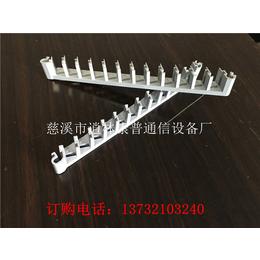 12位SC光纤适配器卡座12芯FC光纤法兰盘固定卡条
