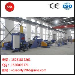南京广塑GS-120 碳酸钙滑石粉云母粉填充母粒造粒机