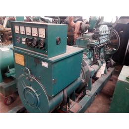 沃尔沃TWD710G柴油发电机160kw发电机组深圳二手进口