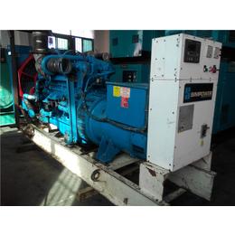进口三菱400kw二手柴油发电机组大型发电设备出售
