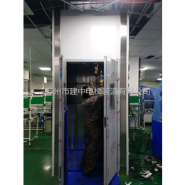 升降梯装修电梯门外包不锈钢防火门加装定做