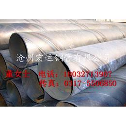 SY5037沧州螺旋缝埋弧焊钢管生产厂家2420MM